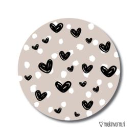 Stickers Hartjes (5)