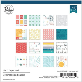 OA |  Collection Paper Pack 6x6