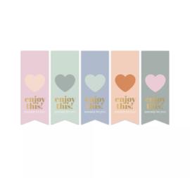 Stickers Vaantjes Hart (5)