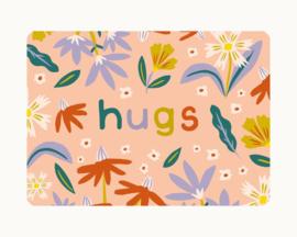 Kaart Hugs