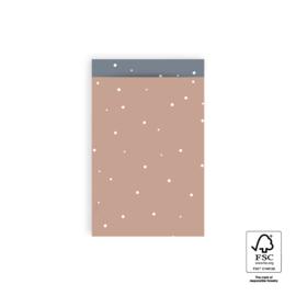 Zakjes M Little Dot Warm Pink (10)