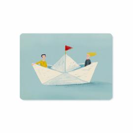 Kaart Sail with me