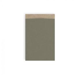 Zakjes Olive Green Solid (10)