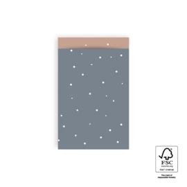 Zakjes M Little Dot Sky Blue (10)