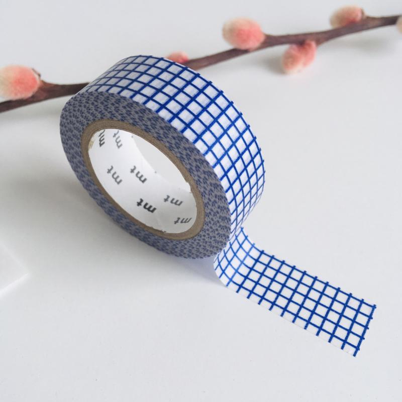 MT washi Hougan Blueberry