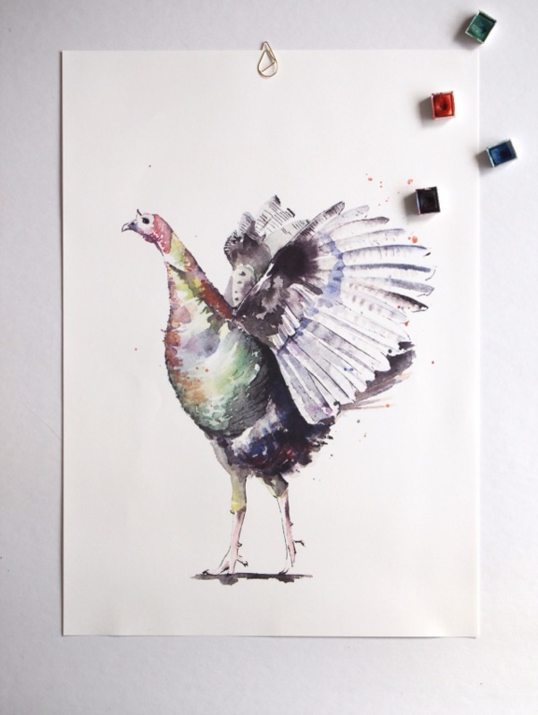 Postcard Turkey