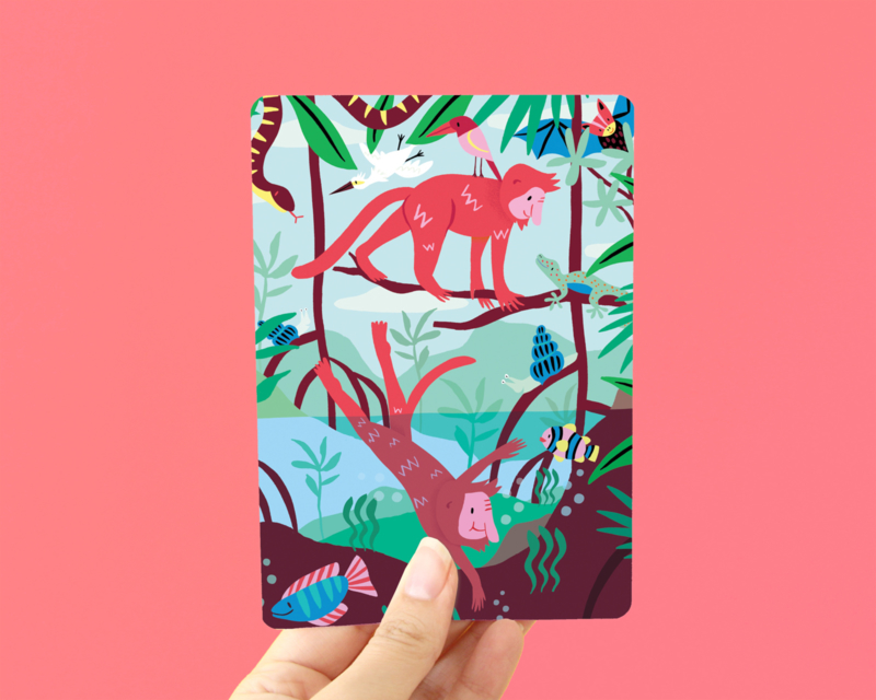 Card  Mangroves