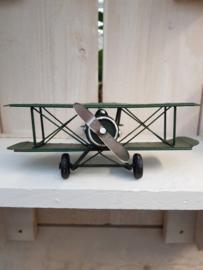 Vliegtuig - groen