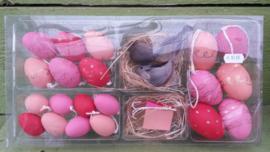 Assorti doos met eieren