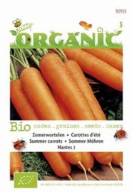 Organic Bio Zomerwortelen Nantes 2
