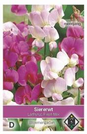 Lathyrus Pearl Mix  Siererwt Pronkboon Geurerwt