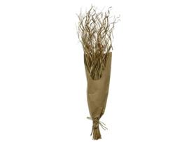 Bundel met gedroogd gras - naturel