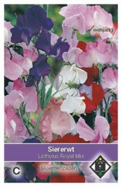 Lathyrus Royal Mix Siererwt Pronkboon Geurerwt