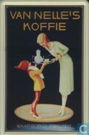 Reclamebord Van Nelle Koffie
