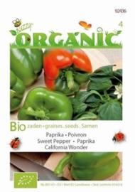 Organic Bio Paprika California Wonder