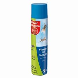 Vliegen- en Muggenspray