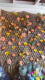 Palmbladeren mat - Klein