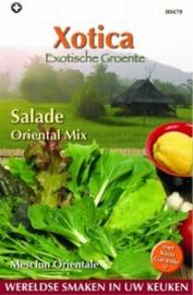 Salade Babyleaf Mix Oriantal Mix