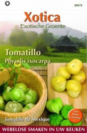 Tomatillo Mexicaanse Aardkers