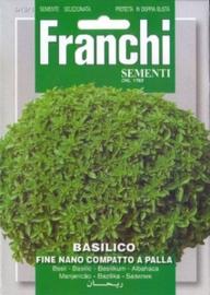 Basilicum Pot - Basilico Fine Nano Campatto a Palla