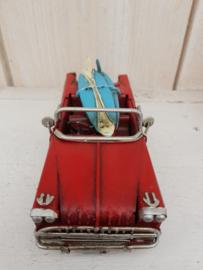 Auto - cabrio - rood