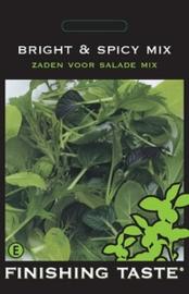 Zaden voor Salade Mix