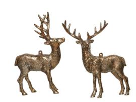 Kerstdecoratie en Pieken