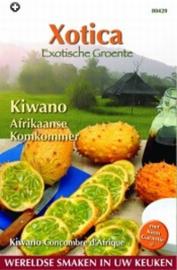 Kiwano Hoornmeloen Afrikaanse Komkommer