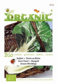 Organic Bio Snijbiet Groene Witribbige