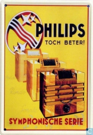 Reclamebord Philips