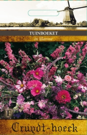 Tuinboeket in Rose en Lila