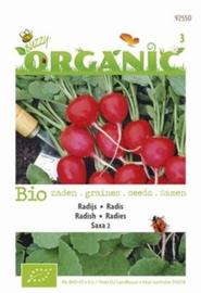 Organic Bio Radijs Saxa 2