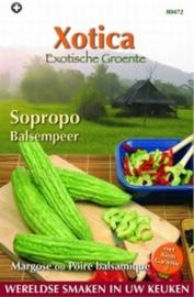 Sopropo Balsempeer of Bittere Komkommer