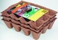 Romberg Turfpotjes 36 stuks a 5 cm vierkant