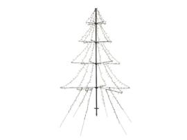 Kerstboom van LED verlichting - outdoor