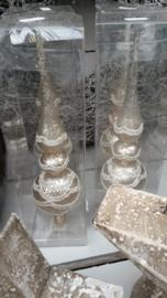 Piek Oud zilver 8 x 30 cm