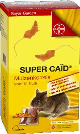 Super Caid Muizenkorrels