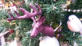 Rendier  kerstslinger kerstdecoratie