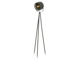 Staande lamp van ijzer - Solar