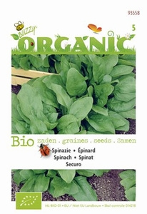 Organic Bio Spinazie Securo