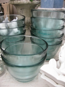 Gerecycled Glas Kommetje