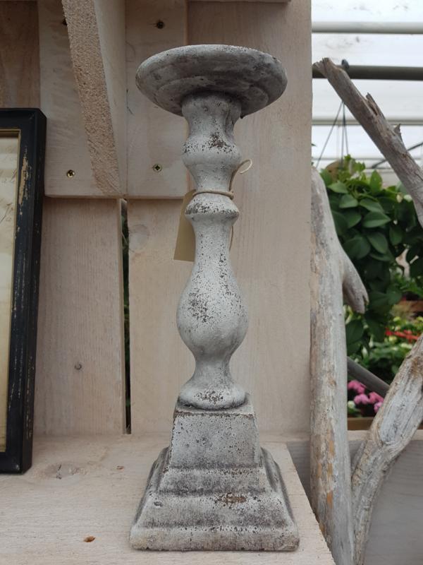 Kandelaar - steen