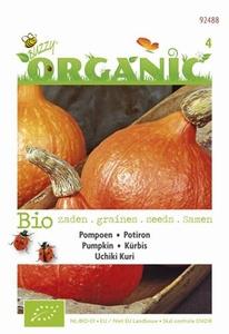 Organic Bio Pompoen Uchiki Kuri