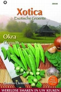 Okra Clemson