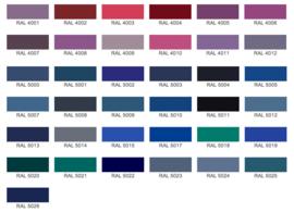 Violet- en Blauwtinten