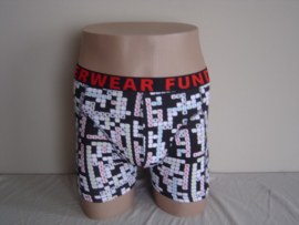 "SALE! Funderwear Boxershort ""Wordfeud"""