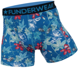 "Funderwear Heren Boxers ""Flower - Dots"""