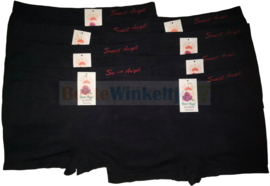 7x Sweet Angel Middelhoge Damesboxers  XG2022 Week-pack