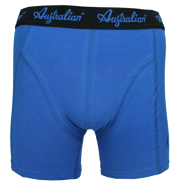 4x Australian Heren Blauw + Zwart