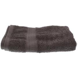 3x Handdoek 50x100 Antracite